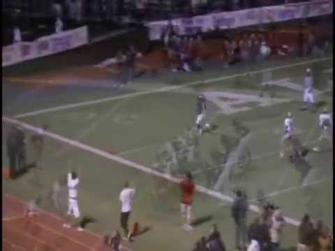 Jeremy Reeves High School Football Highlights 2008