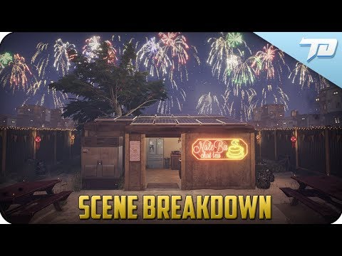 How Video Game Environments are Made - Full Scene Breakdown
