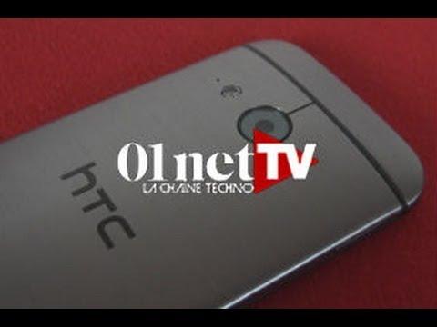 Test du HTC One Mini 2 : le petit frère du M8