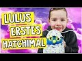 Mama Lulu brütet HATCHIMAL FABULA FOREST aus 😍 Lulu & Leon - Family and Fun