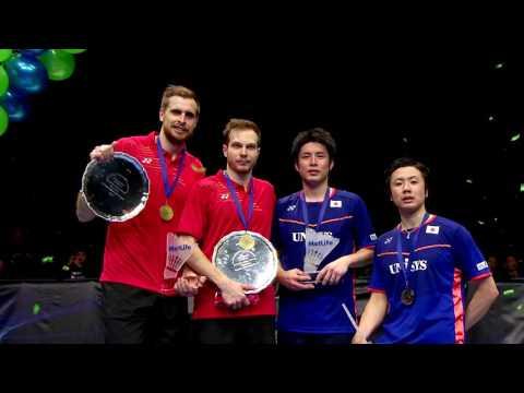 Badminton Unlimited | Quickbites – Vladimir Ivanov & Ivan Sozonov