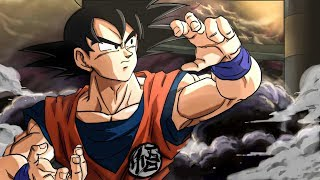 The POWER of Goku's Base Form