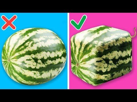 15種讓人直呼驚奇的吃西瓜技巧