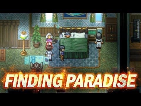 FINDING PARADISE 🌟 002: Was lässt Du zurück? Ein Leben voll Glück?