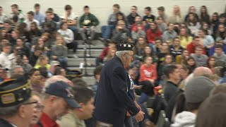 Forest Hills Junior-Senior High School Veterans Day Program 2018