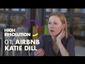 "#1: Airbnb's Director of Experience, Katie Dill, tells us why Airbnb uses ""stories"" to design"