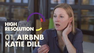 "Gambar cover #1: Airbnb's Director of Experience, Katie Dill, tells us why Airbnb uses ""stories"" to design"