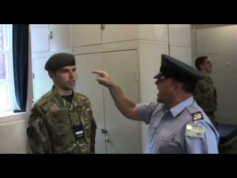 McTeague Flight RAF Halton Music Video 2012