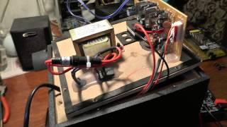Ремонт акустики SB-5. Колонка для компьютера 2+1.  ZikValera(Ремонт акустики SB-5. Колонка для компьютера 2+1. ZikValera Проблема заключалась в том, что при длительной эксплуа..., 2014-10-11T15:31:36.000Z)