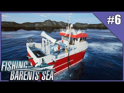 Fishing Barents Sea - S3 E6 Cod Fishing