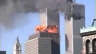 2nd Plane Crashing into Twin Towers