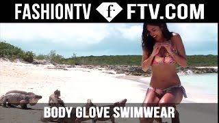 Repeat youtube video Behind The Scenes Body Glove Swimwear Collection 2016 | FTV.com