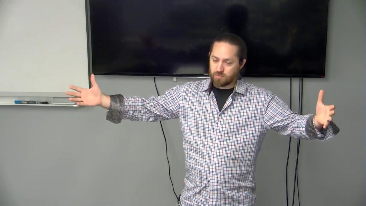 Introduction à l'apologétique chrétienne avec David Haines Cours 1: Intro et Méthodes