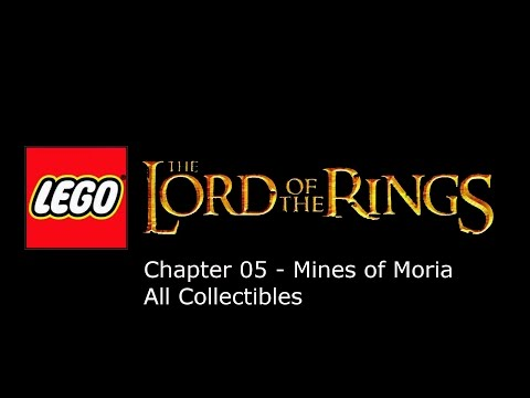 LEGO LotR - Chapter 05: Mines Of Moria All Collectibles
