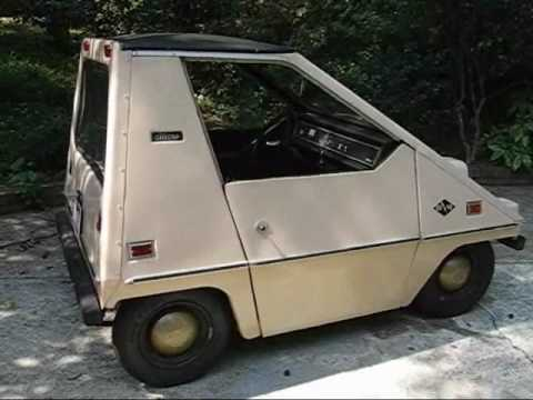 Sebring Vanguard Citicar Youtube