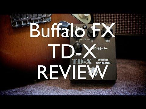 Buffalo FX TD-X review