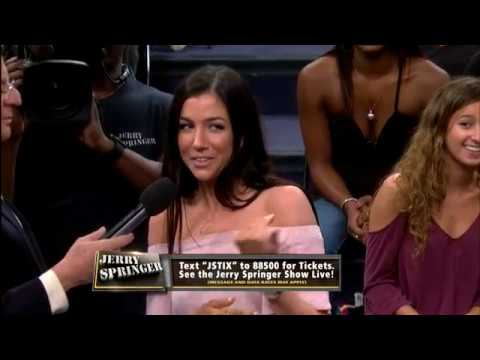Something is. Naked bitches on jerry springer