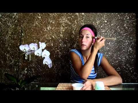 Подтягивающая и омолаживающая маска для лица с медом - канал Арабиомания