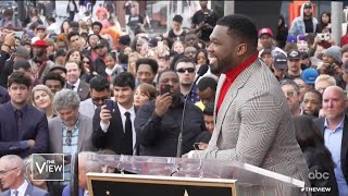"Curtis ""50 Cent"" Jackson on the Rules of Sharing and Hollywood Walk of Fame Star 