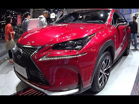 2016 2017 Lexus Suv Nx 200t Video Interior Exterior