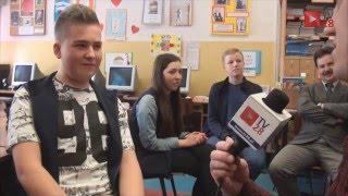 """Aktorski debiut Dawida Śmieszka w serialu TVN - """"Szkoła"""""""