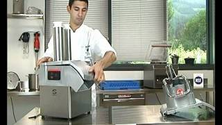 Sammic Vegetable Preparation Machine CA-401