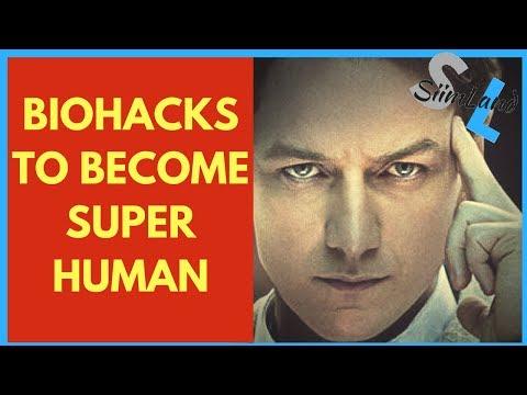 7 Easy Biohacks to Become Superhuman Every Day