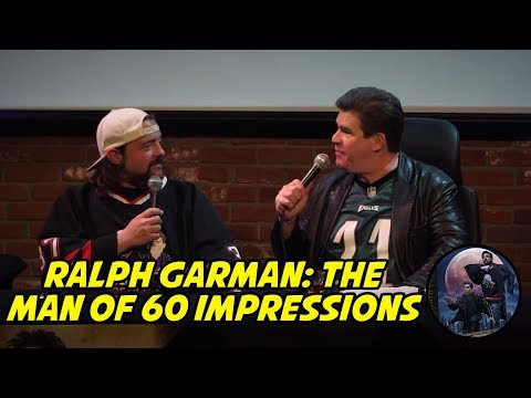 Ralph Garman: The Man of 60 Impressions
