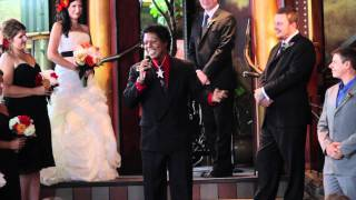 """FANCY WEDDING"": Love and Laughter with Officiant Fancy Ray McCloney"