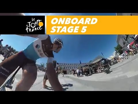 Onboard camera - Stage 5 - Tour de France 2018
