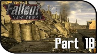 """Fallout: New Vegas Gameplay Part 18 - """"Boulder City!"""" (Fallout 4 Hype Let's Play!)"""
