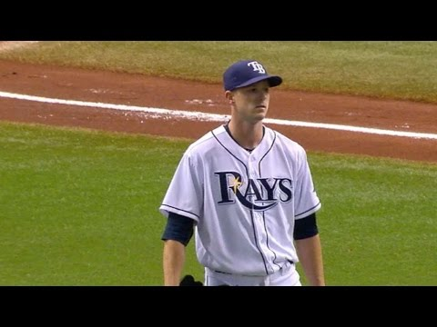 DET@TB: Smyly fans eight against the Tigers