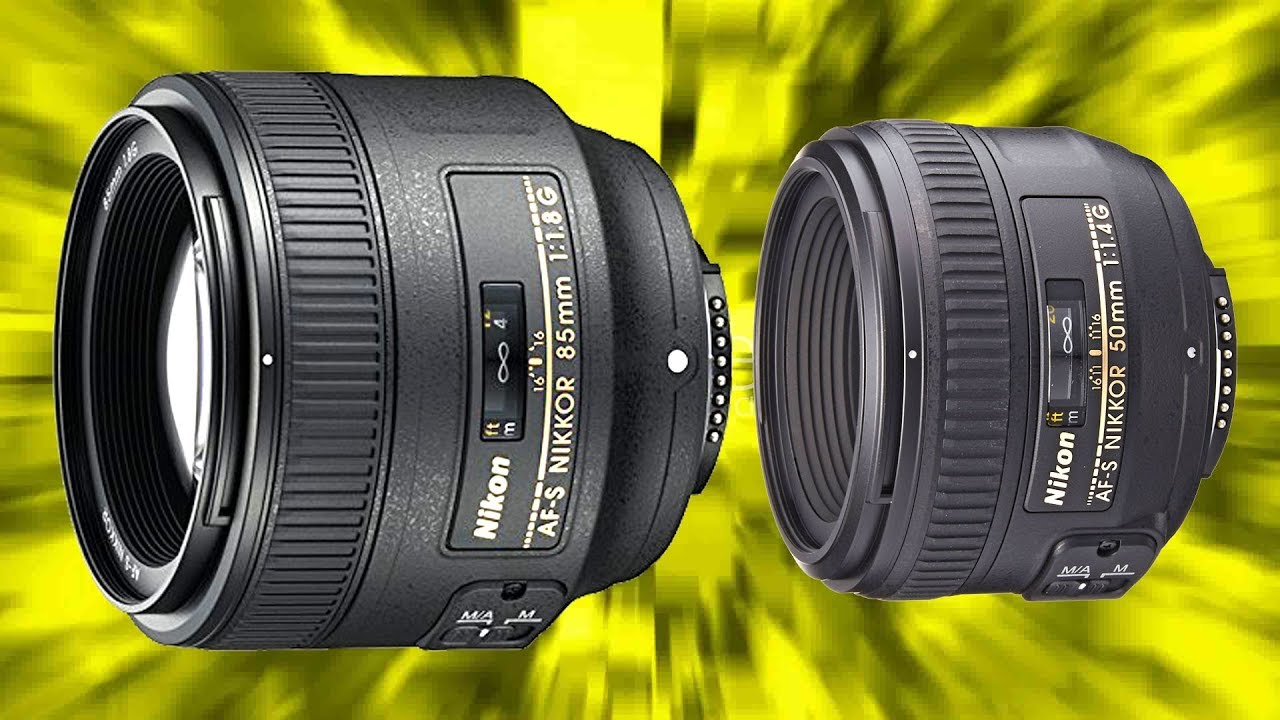 Nikon 85mm f1.8G or Nikon 50mm f1.4G - Which Lens for Portrait Photography  27b3dca6835