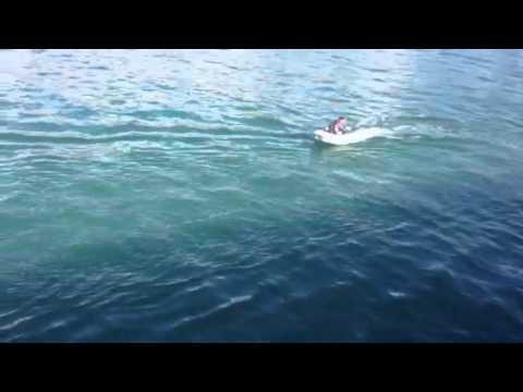 Atlantic Diving tender