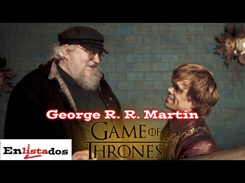 La vida de George R. R. Martin y su conexión con Game of Thrones especial GOT #3 -Enlistados