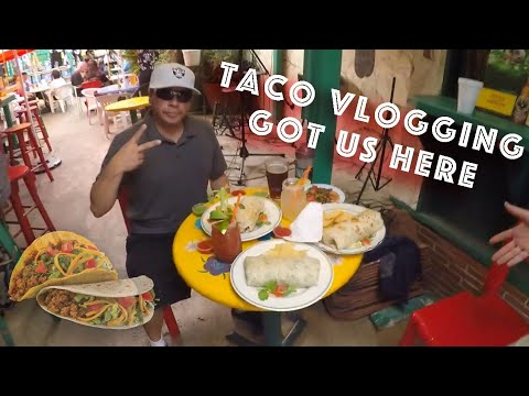The Taco Vlogs | Johnny Mananas, Oceanside