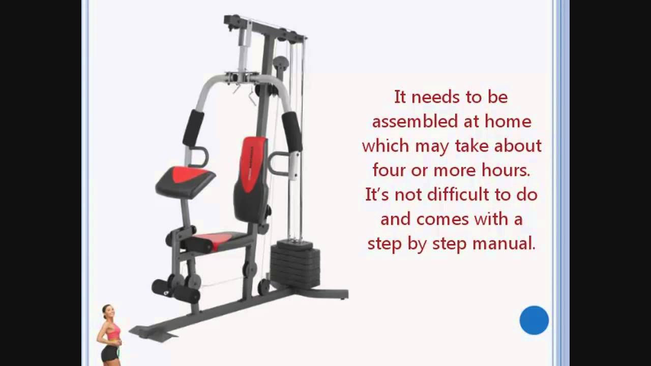 Weider  weight system review also youtube rh