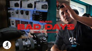 NUME - BAD DAYS (prod. Makeleio) | Raps On The Run #6