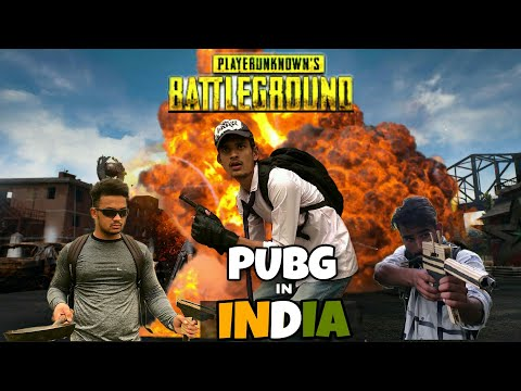 PUBG IN REAL LIFE | PUBG IN INDIA | CXT Circle