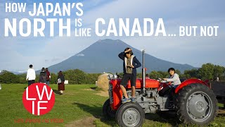 How Japan's North is Like Canada... But Not