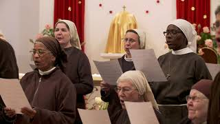Poor Clares of Arundel - O Come, O Come Emmanuel (official music video)