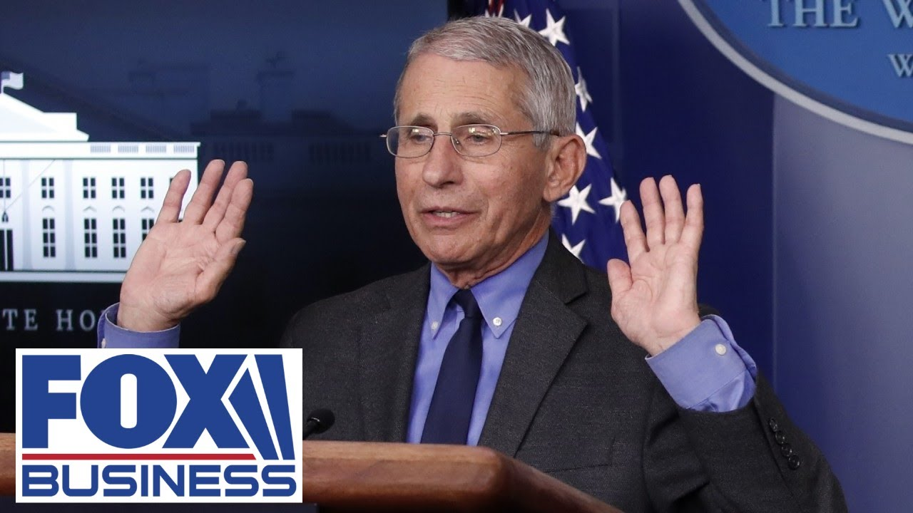 Judicial Watch files lawsuit seeking Dr. Fauci, WHO records