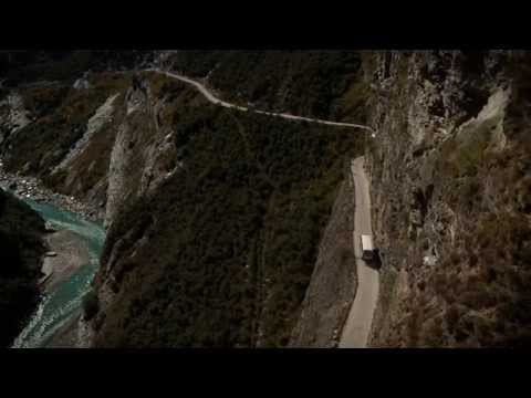 Skippers Canyon Jet, Shotover River, Queenstown, New Zealand