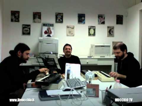 Offlaga Disco PAx - Onomastica (live @ MUCCHIO TV)