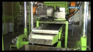 видео: Процесс переработки изношенных шин и вторичное производство