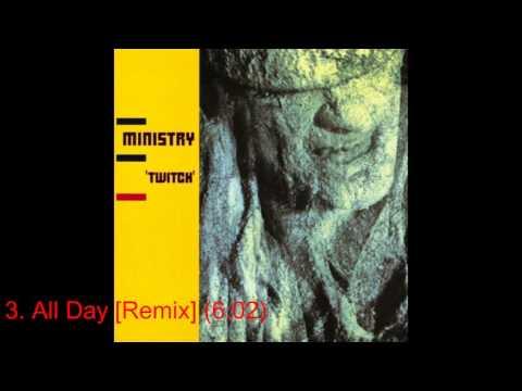 Ministry-Twitch (1986) (Full Album)