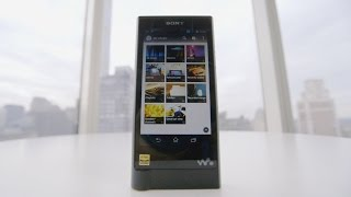 The Sony Walkman Gets Serious ($1,200 Serious)