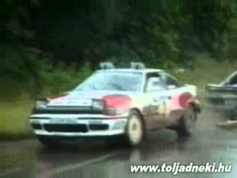 Funny Sports Car Accident