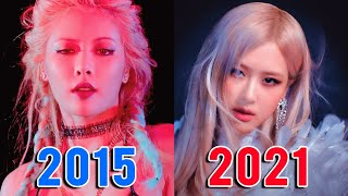 Top 10 Most Viewed KPOP SOLOS of Each Year - [2013 - 2021]
