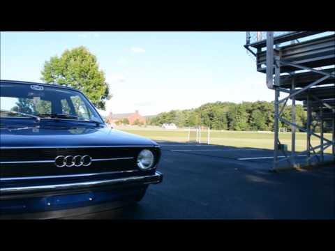 1977 Audi 50 ratstyle